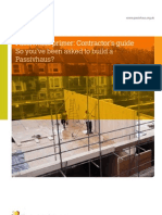 BRE Passivhaus Contractors Guide