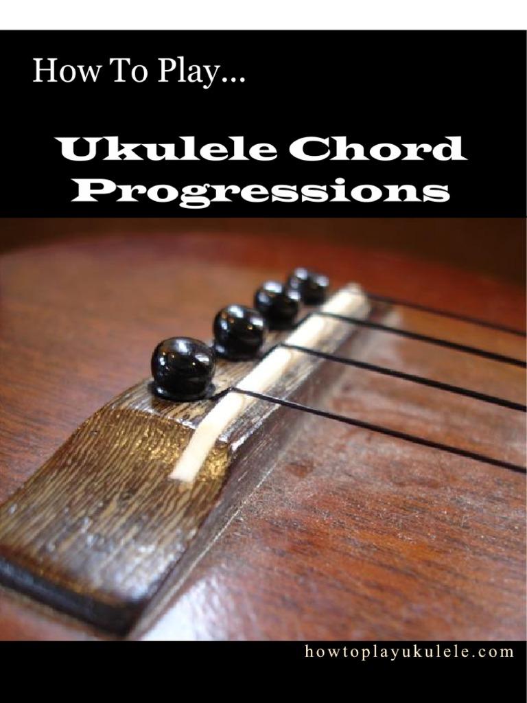 How to Play Ukulele Chord Progressions