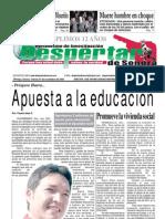 Edcion 07 de Noviembre de 2008