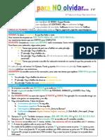 Apuntes de Lengua (nivel 2º EP)