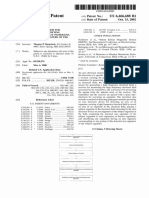 Thomas P. Ramstack- Apparatus and Method for Detecting and Identifying Organisms, Especially Pathogens, Using the Aura Signature of the Organism
