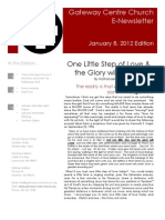 GCC E-Newsletter 2012-1-8