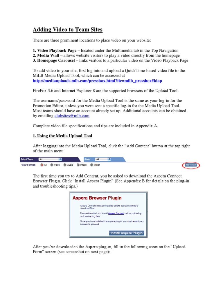 2012 Video Instructions   Port (Computer Networking