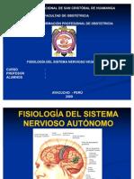 Fisiologia de Sistema Nervioso Vegetativo