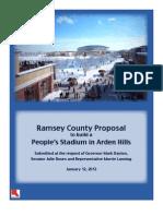 Ramsey County Vikings Stadium Proposal