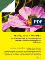 Contaminación electromagnética y Colapso de las colonias de abejas