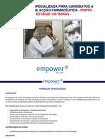 Curso Auxiliar de Accao Farmaceutica 96H_Porto_Programa