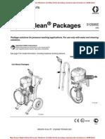Graco 247549 Hydra Clean Pressure Washer Manual