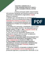 Universidad Nacional Agraria de La Selvacentro Pre Universitariociclo Mayo