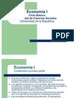 Economia I (Primera Parte)