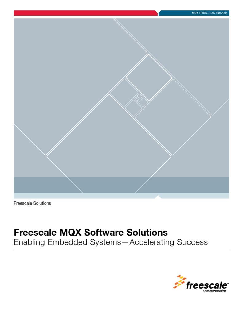MQXTUTORIALLAB | Command Line Interface | Ip Address