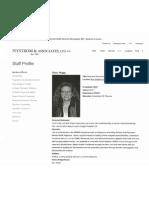 Nystrom & Associates - Peggy Chun