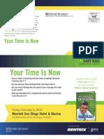 Dental Education  Kadi Mailer 2012 SanDiego 8