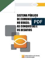 Sistema Público de Comunicação no Brasil