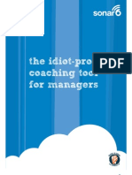 Idiot Proof Coaching Tips Letter