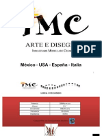 Catalogo Arreglos Linea Sonido e Iluminaria IMC