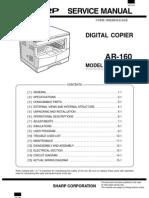 AR161 Service Manual