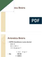 9_aritmetica binária