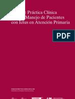 GPC Ictus Atencion Primaria