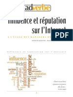 eBook Influence Reputation Sur Internet 100205050638 Phpapp01