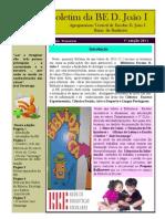 Boletim Bibliográfico 2012