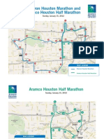 Marathon Course Map