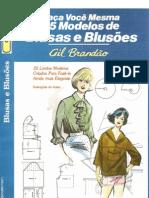 25 Modelos de Blusas e Blusões-Gil Brandão