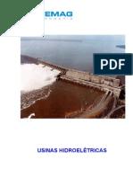 Usinas Hidroelétricas Brasileiras