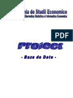 Proiect Baze de Date!