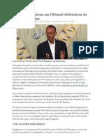Nouvelles révélations sur l'élément déclencheur du génocide rwandais - Le Monde -