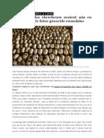 Dès 1990, les chercheurs avaient mis en garde contre le futur génocide rwandais - Liberation -
