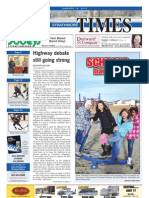 January 13, 2012 Strathmore Times