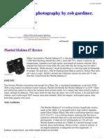 Plaubel Makina 67 Review