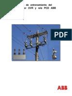OVR Recloser and PCD Rele Programa de Entrenamiento - Rev H