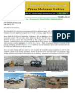 USREM Press Release 06-28-2011 | U.S. Rare Earth Minerals Announces Shareholder Update Letter