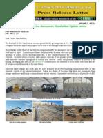 USREM Press Release 06-28-2011 | U.S. Rare Earth Minerals Announces Shareholder Update Letter