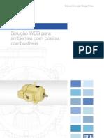 WEG Wdip Motor Trifasico 055 Catalogo Portugues Br