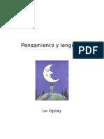 Vigotsky Lev S - to y Lenguaje