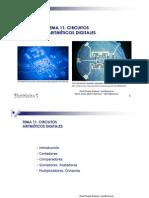 Circuitos Aritméticos Digitales (1)