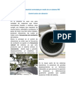 Aplicacion Del Control PID en Control Activo de Vibraciones