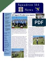 Squadron 144 News - January 2012