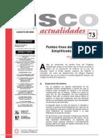 Fiscoactualidades-2008 Regimen Simplificado