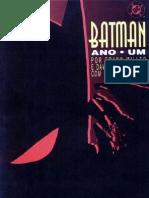 [1987] Batman - Ano Um