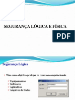 SegurancaLogFisica