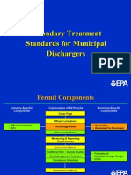 EPA Presentation on Secondary Treatment for Municipal