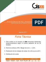 Barómetro-de-Gestión-y-Coyuntura-Política-Julio-2011
