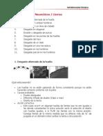 Información Técnica. Fallas en Neumáticos