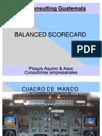 Presentacion BSC