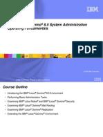 MELJUN_CORTES_Lotus Domino 8.5 System Administration Operating Fundamentals - Presentation