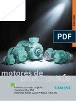 catalogo MOTORES-SIEMENS